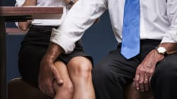 Majority Of Canadians Sexually Harassed At Work Don't Report It: