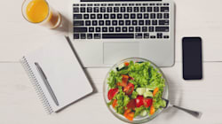 4 Easy Ways To Make Your Desk Salad A Little Less