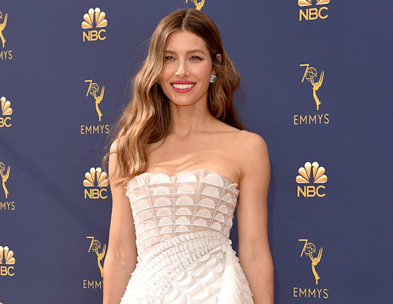 The 10 prettiest dresses from the 2018 Emmy Awards
