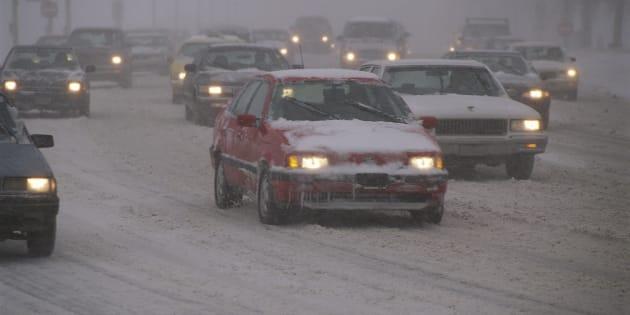 Avertissement de tempête hivernale pour vendredi et samedi