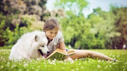 How Dogs Could Make Children Better