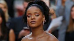 Rihanna est l'invitée d'honneur du numéro de Noël de Vogue