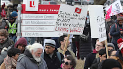 York University Students Not Optimistic Strike Will End Anytime