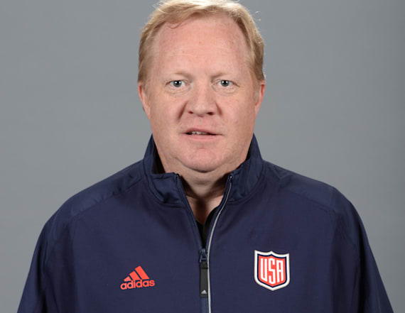US Olympic hockey general manager dies at 53