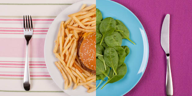 This Is What 2000 Calories A Day Actually Looks Like Huffpost