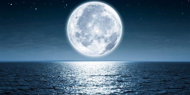 Et s'il y avait eu de la vie sur la Lune il y a des milliards d'années ?