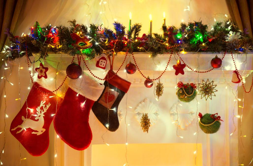 25 unique Christmas decorations