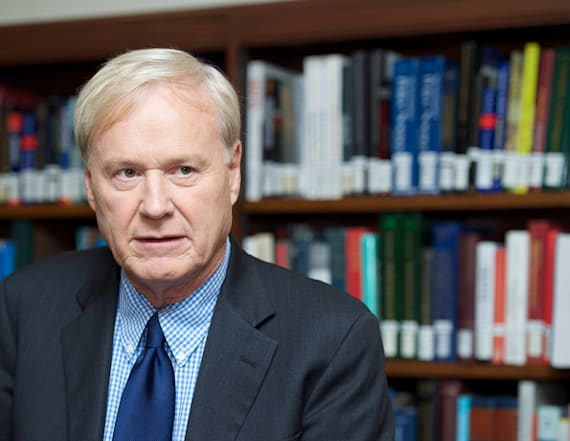 MSNBC news anchor Chris Matthews urged to resign
