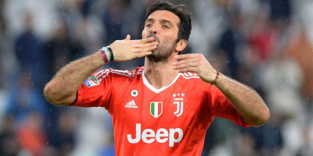 Gianluigi Buffon annonce qu'il quitte la Juventus Turin