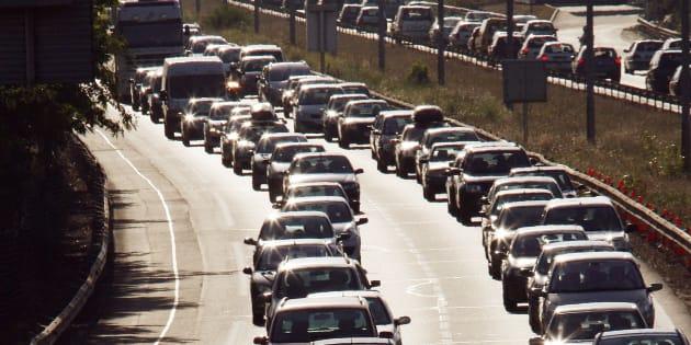 Info trafic: Bison futé voit rouge samedi 22 juillet, la circulation dense en raison des départs en vacances