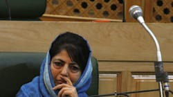 Those Responsible For Burning Schools Will Not Be Spared, Says Mehbooba