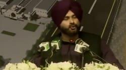 'Long Live India, Long Live Pakistan': At Kartarpur Project Launch, Navjot Singh Sidhu Calls For