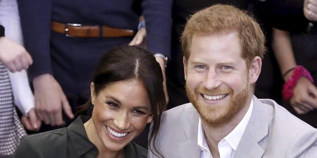 O príncipe Harry e Marklese casaramem maio deste ano.