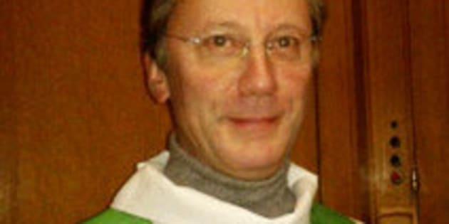 Le père Bruno Horaist.
