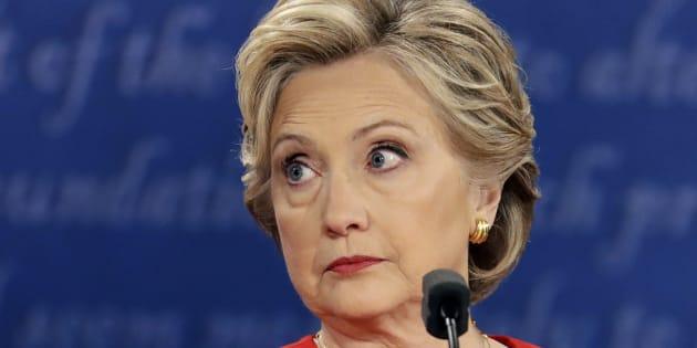 Le site WikiLeaks a révélé que Hillary Clinton avait été rémunéré par la banque Goldman Sachs pour trois discours.