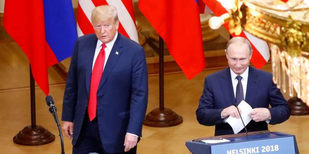 """""""Il summit? Un successo"""". Putin ignora i voltafaccia di Trump, """"ma in Usa ci sono forze ..."""