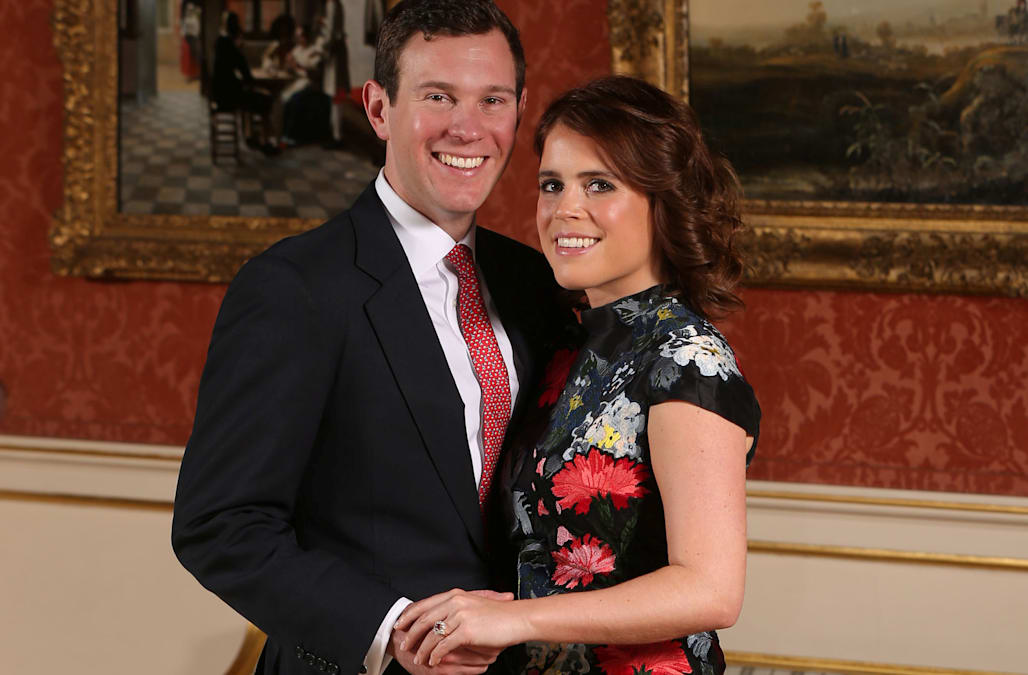 There Are Great Engagement Stories And Then There Are Really Really Really Great Engagement Stories Like Princess Eugenie And Jack Brooksbanks