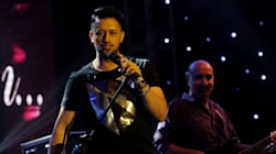 WATCH: Atif Aslam Pauses Karachi Concert Mid-Way To Rescue Girl From