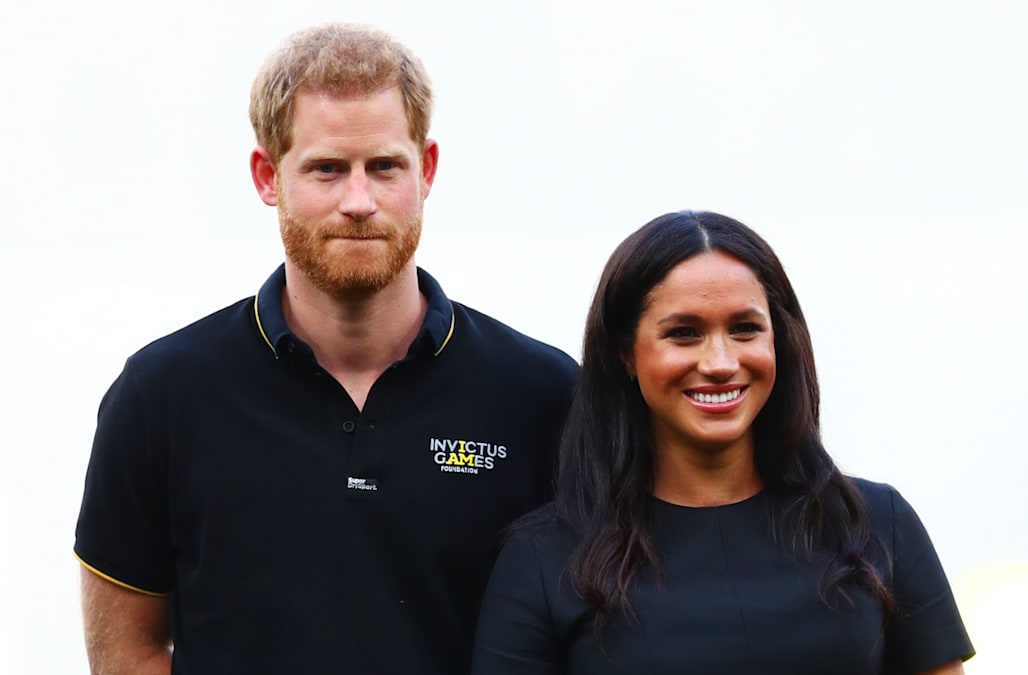 Prince Harry, royal family wishes 'amazing' Meghan Markle a happy