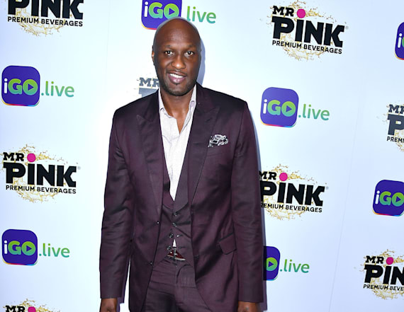 Lamar Odom pens powerful essay on cocaine addiction