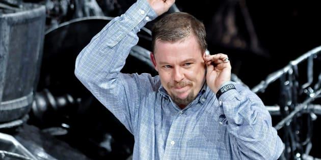 Le suicide d'Alexander McQueen, en 2010, est encore gravé dans la mémoire de toutes et tous.