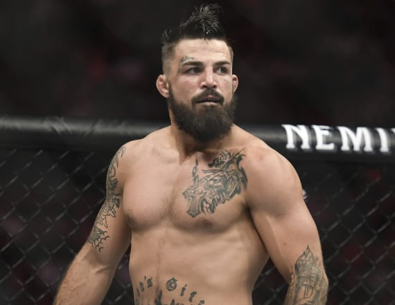 UFC fighter denies abusing ex-wife, 911 call leaked