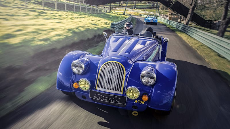 Morgan Plus 8 50th Anniversary Edition Quick Spin Review