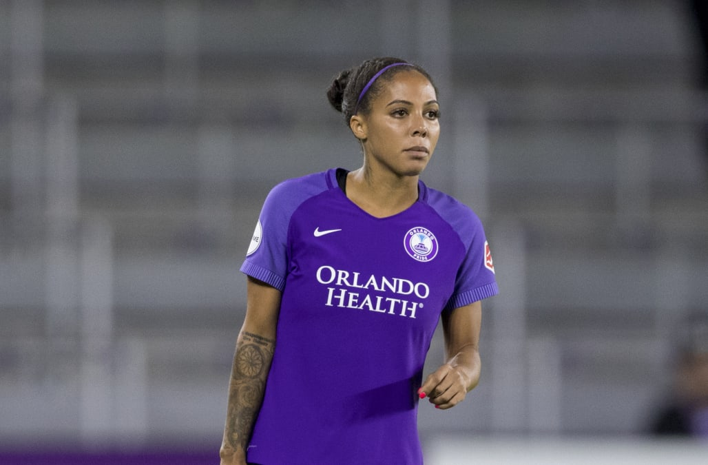 f6e2883df World Cup champion Sydney Leroux takes on male critics chastising ...