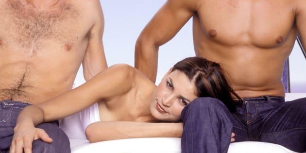 Près de la moitié des femmes infidèles simulent l'orgasme avec leur partenaire habituel