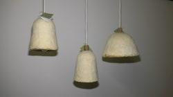 Cette entreprise zéro déchet fabrique des lampes avec des