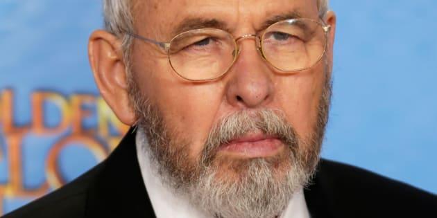 """Tony Mendez avait accompagné l'équipe du film """"Argo"""" lors de la 70 cérémonie des Golden Globes en janvier 2013."""