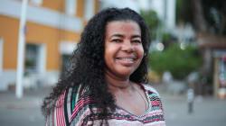 Dia 56: Geni Santos, a 'barraqueira' de