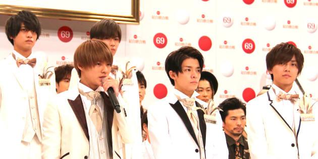紅白出場が発表されたKing&Prince(キンプリ)