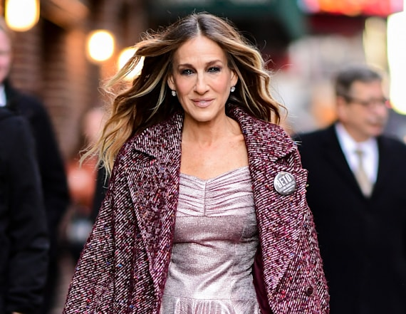 Sarah Jessica Parker talks her new fragrance