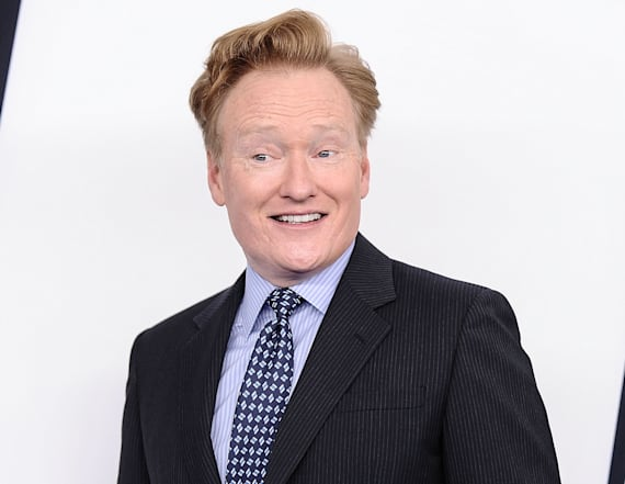 Conan O'Brien comments on Colbert's Trump-Putin joke