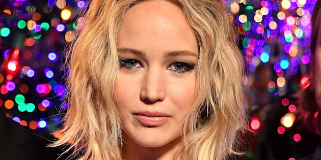 LOS ANGELES, CA - DECEMBER 09:  Jennifer Lawrence  at the Photo Call For Columbia Pictures' 'Passengers' at Four Seasons Hotel Los Angeles at Beverly Hills on December 9, 2016 in Los Angeles, California.  (Photo by Steve Granitz/WireImage)