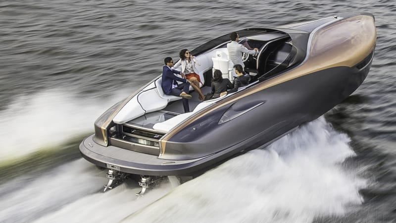Award-winning Lexus Sport Yacht to get a production successor