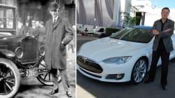 Elon Musk est-il un clone d'Henry Ford