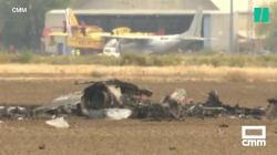 Un jeune pilote meurt dans le crash de son avion de combat en