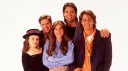 Los actores de 'Blossom' se reencuentran 22 años después del