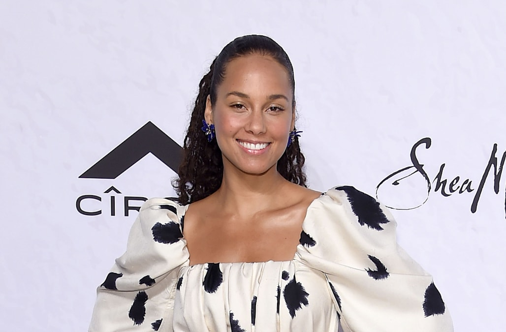 Swizz Beatzs Ex Wife Is So Glad She Forgave Alicia Keys