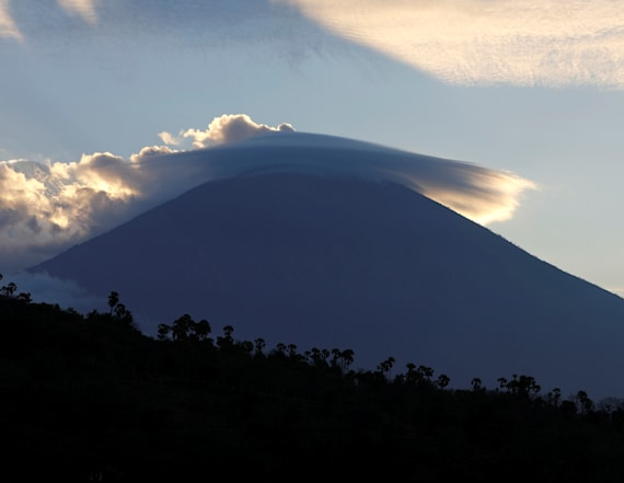 Major volcano to erupt for first time since 1963