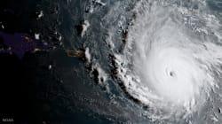 VIDEO: Así es Irma, el monstruo que avanza por al
