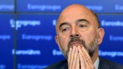 L'hommage de Moscovici à Aznavour est parti un peu trop