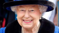 La reina Isabel II acaba de hacer una buena broma sobre Trump y
