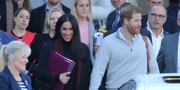 Meghan Markles Baby News Revealed On Pregnancy And Infant Loss Awareness Day