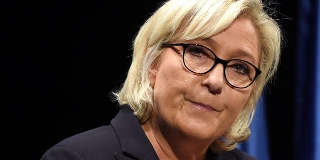 """Claudine Kauffmann, la sénatrice suspendue du FN attaque Marine Le Pen et dénonce des """"menaces"""""""