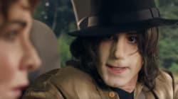 Ceci est censé être Michael Jackson (inutile de dire que les fans sont