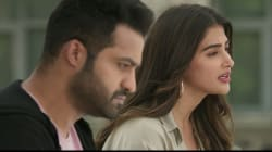 Movie Review: 'Aravinda Sametha Veera Raghava', Starring Jr NTR And Pooja Hegde, Is A Plea For