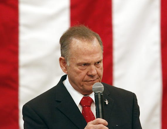 Roy Moore refuses to concede Alabama election